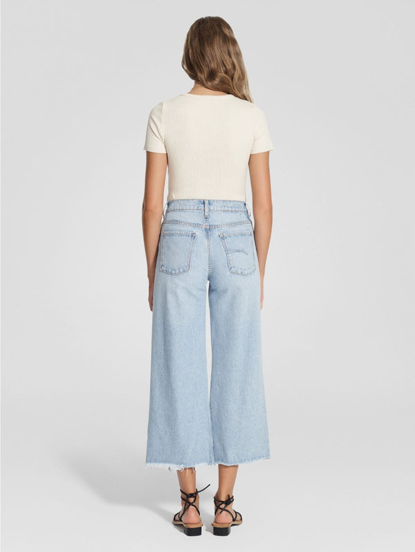 Nobody Denim - SKYLAR WIDE JEAN ANKLE