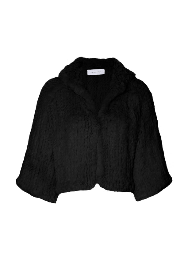 Friends with Frank: The Anna Jacket (Black)