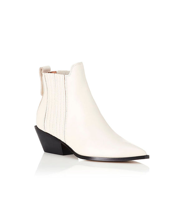 ALIAS MAE - Seth Ankle Boot (Bone Leather)
