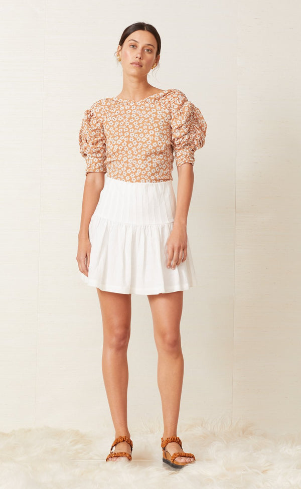 elysian collective bec and bridge CHARLIE MINI SKIRT