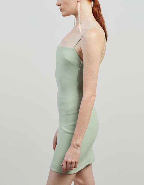 BEC & BRIDGE - Fleur Mini Dress (Avocado)