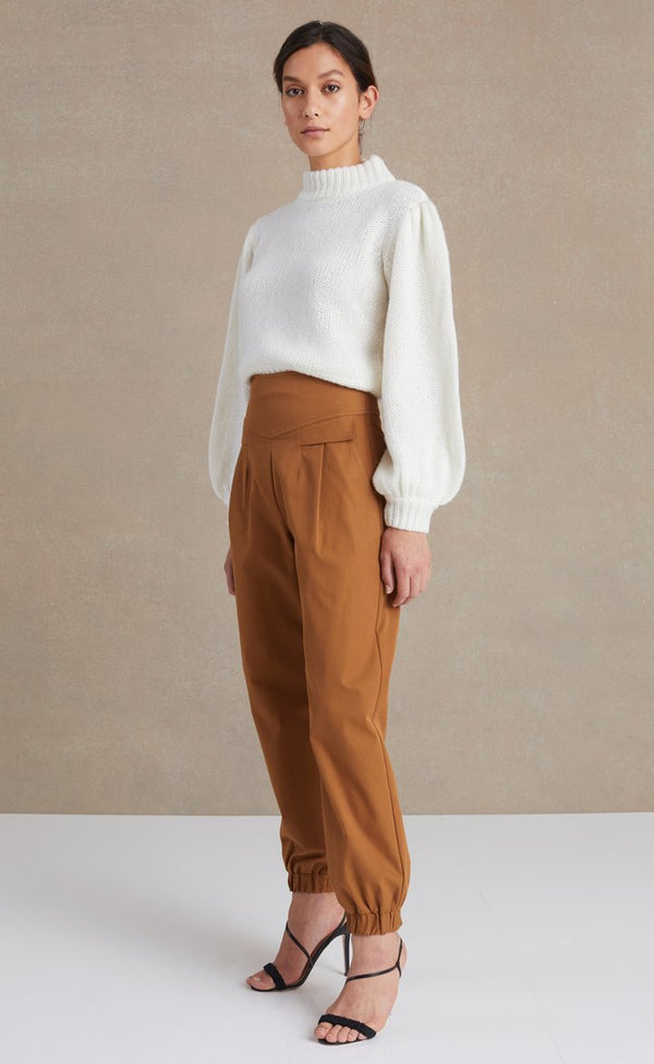 Collective Bec & Bridge Harri Pant Biscotti