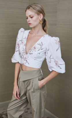 BEC & BRIDGE - Wild Lily Top