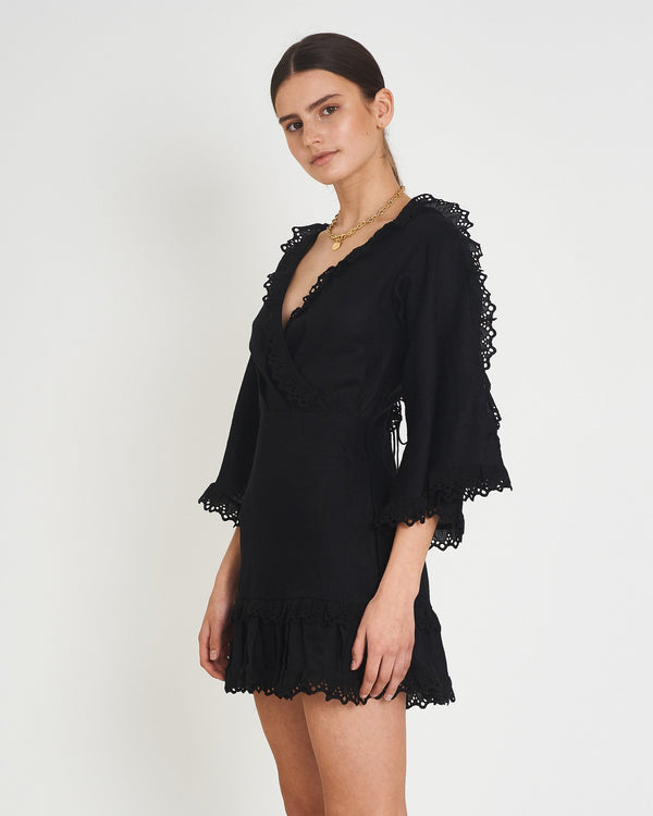 Carver - Ingrid Dress (Black)