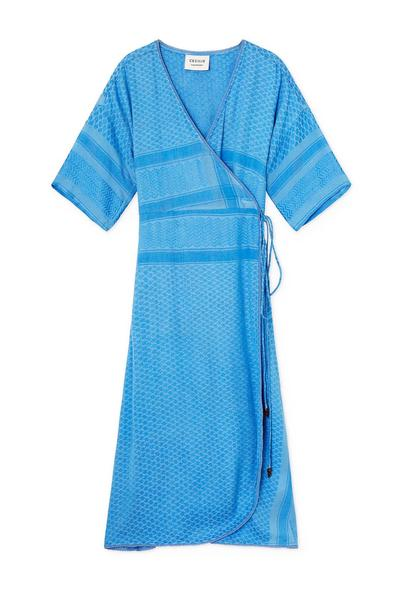 CECILIE COPENHAGEN - Fiona Dress (Blue)