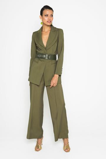 MOSSMAN - Addicted To You Blazer (Khaki)