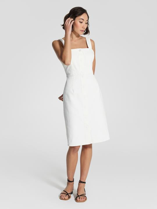NOBODY DENIM - Marina Dress (White)