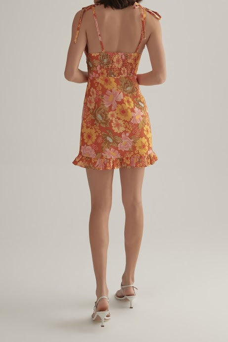 OWNLEY - Isla Dress (Summer Floral)