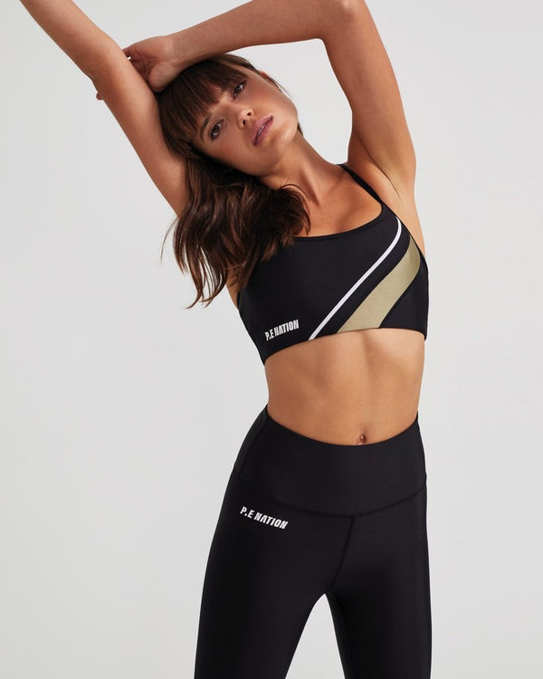 Elysian Collective PE Nation Fortify Sports Bra