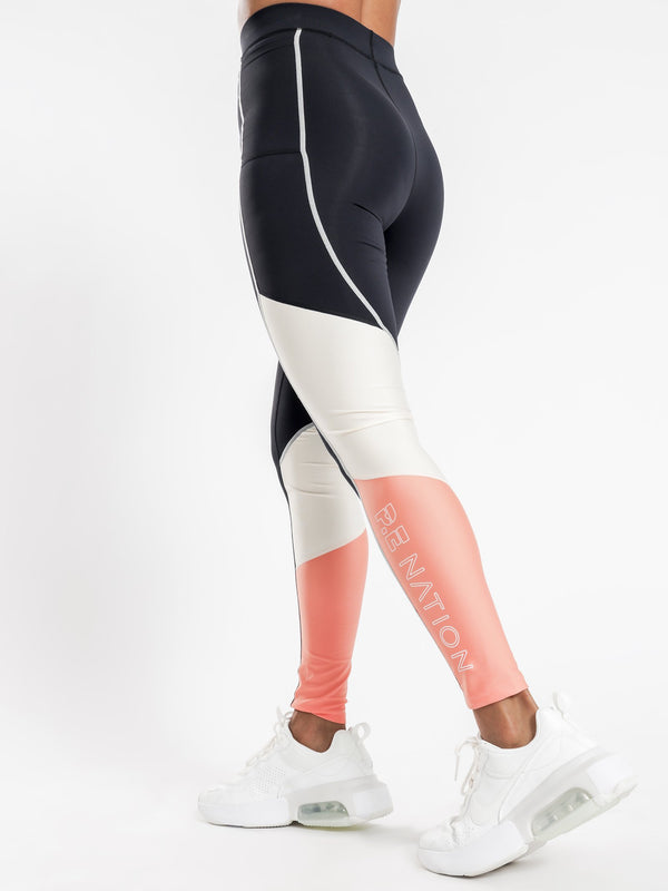 PE NATION - Forward Pass Legging