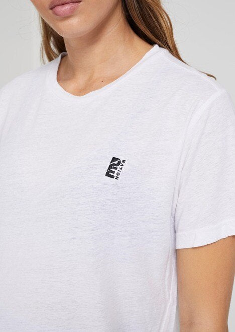 PE NATION - In Goal Tee (Optic White)
