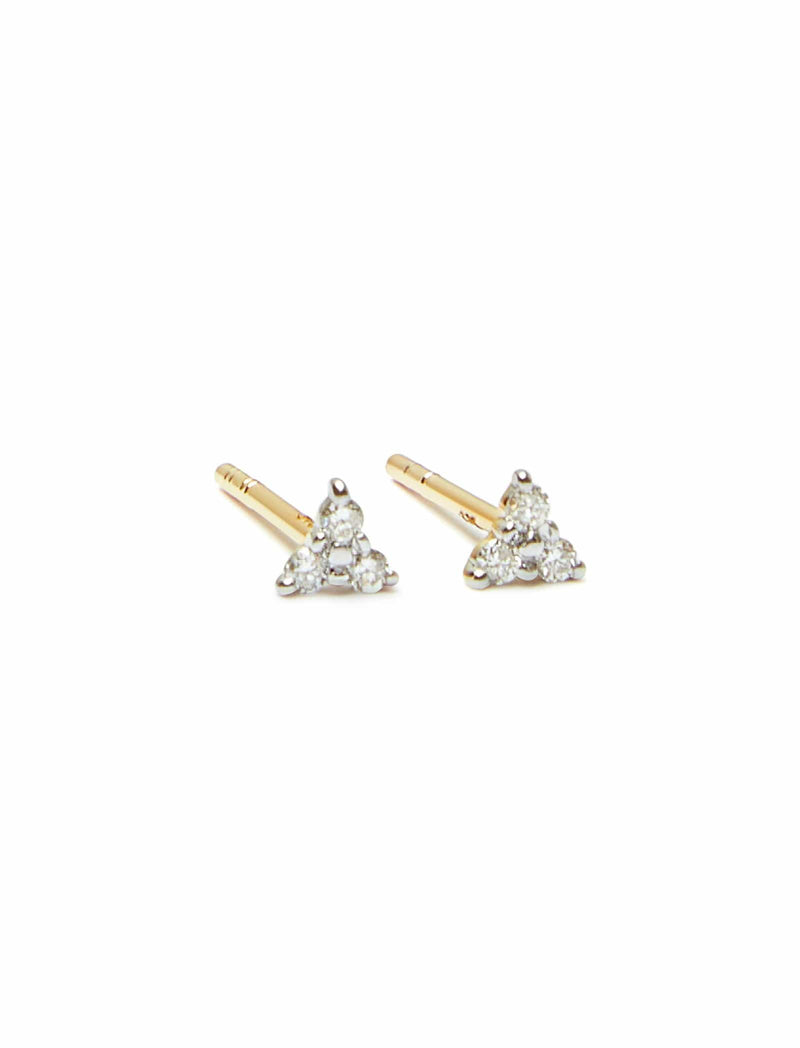 luna rae - DIAMOND DANCER STUDS