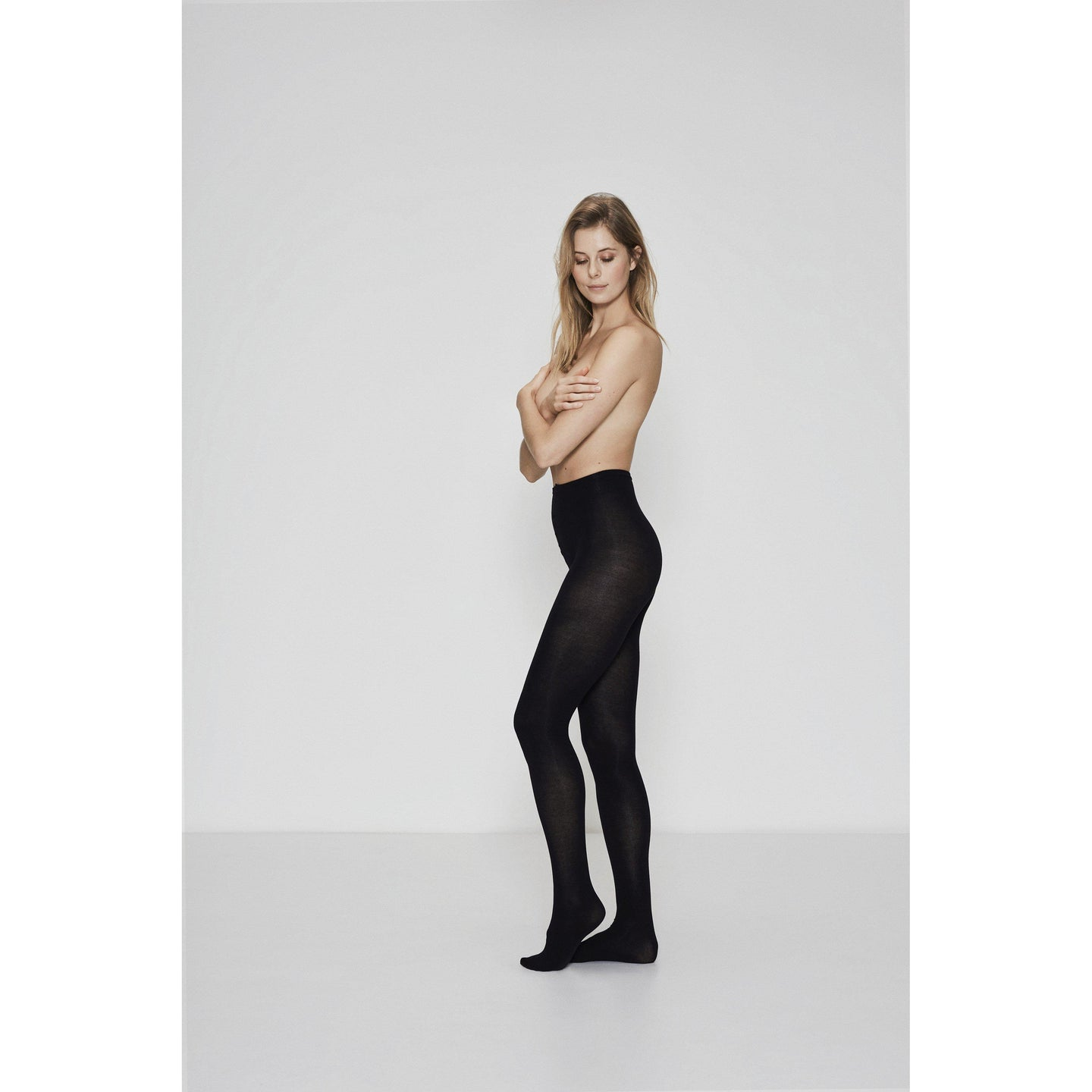 TIGHTS BAMBOO SORT-JBS OF DENMARK-minlillebutik