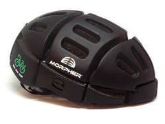 Morpher folding helmet CPSC (US and Canada) BNY Matt Black