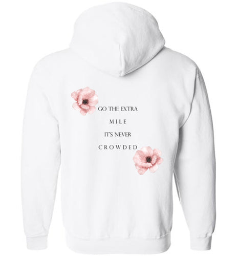 GO THE EXTRA MILE - Hoodie - Empowering You