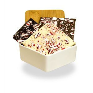 Frosty Friendship Bark Box