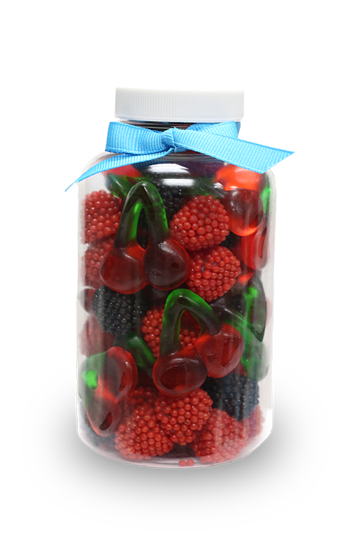 Berries & Cherries Ecstatic Bottle