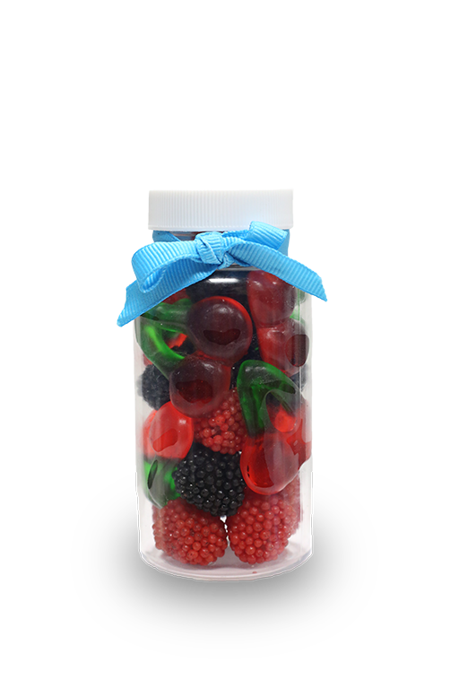 Berries & Cherries Happy Bottle