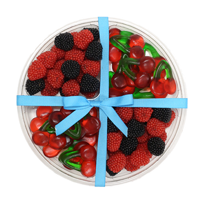 Berries & Cherries Happy Plate