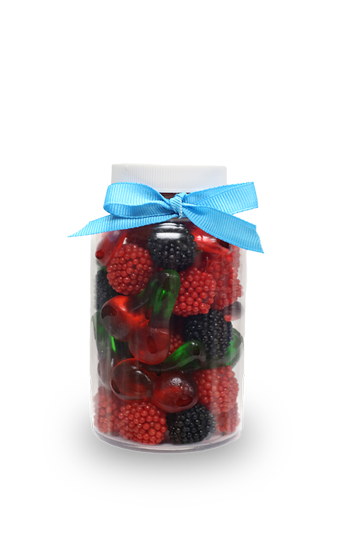 Berries & Cherries Thrilled Bottle