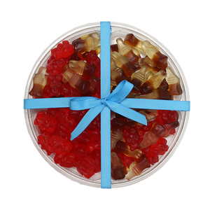 Cherry Pop Happy Plate
