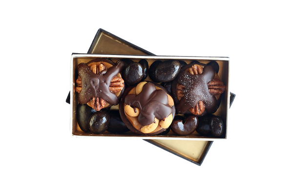 Captivating Claws Dark Chocolate Belgian Box
