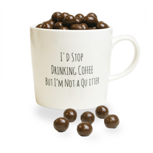 Jolly Java Milk Chocolate Espresso Bean Mug