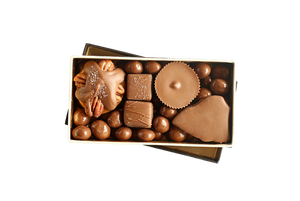 Simple Sweetness Milk Chocolate Belgian Box