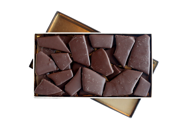 Toffee Teaser Dark Chocolate Belgian Box