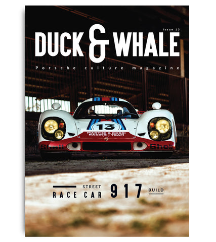 Duck & Whale Issue 13