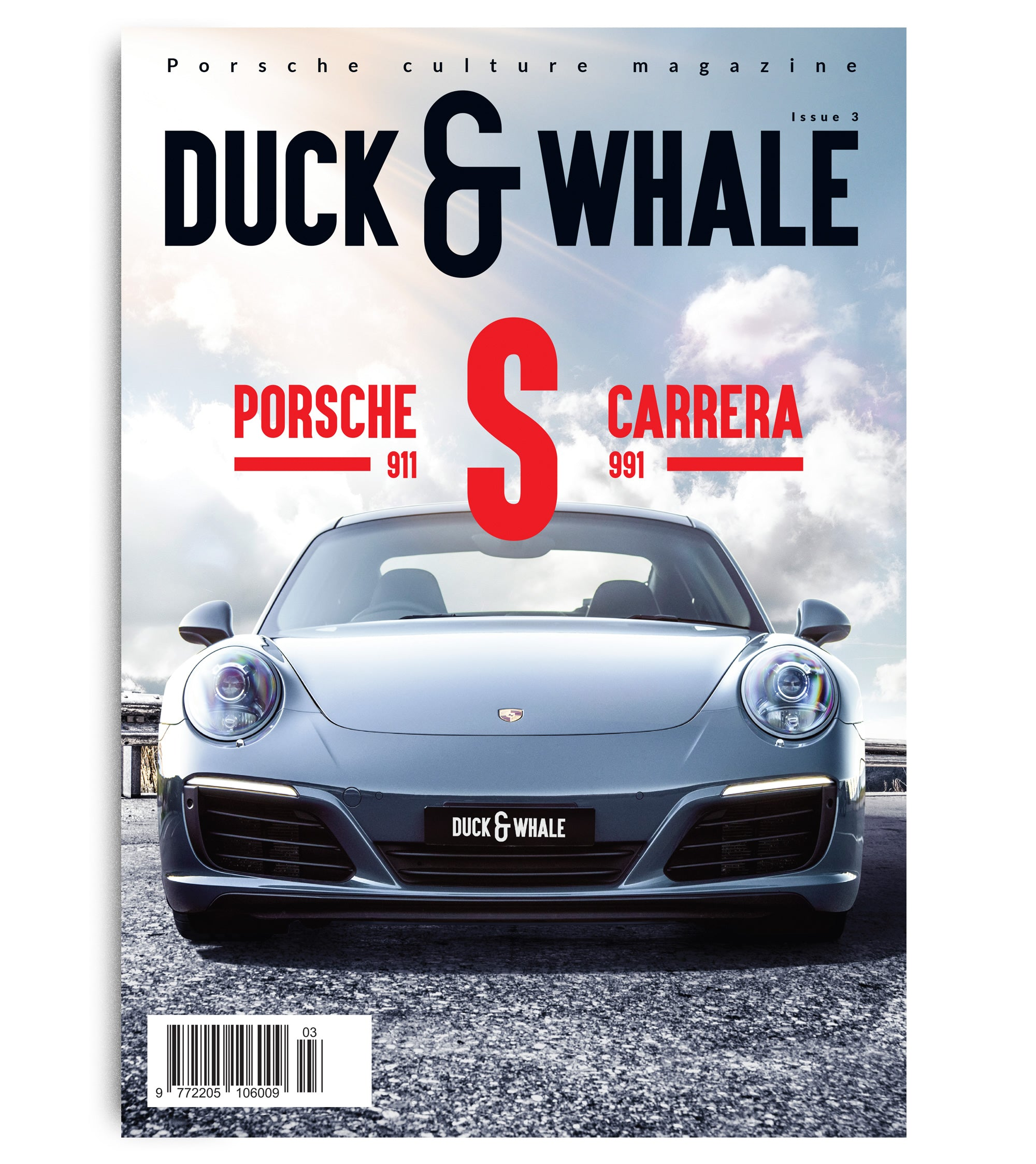 Duck & Whale Issue 3