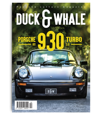Duck & Whale Issue 4