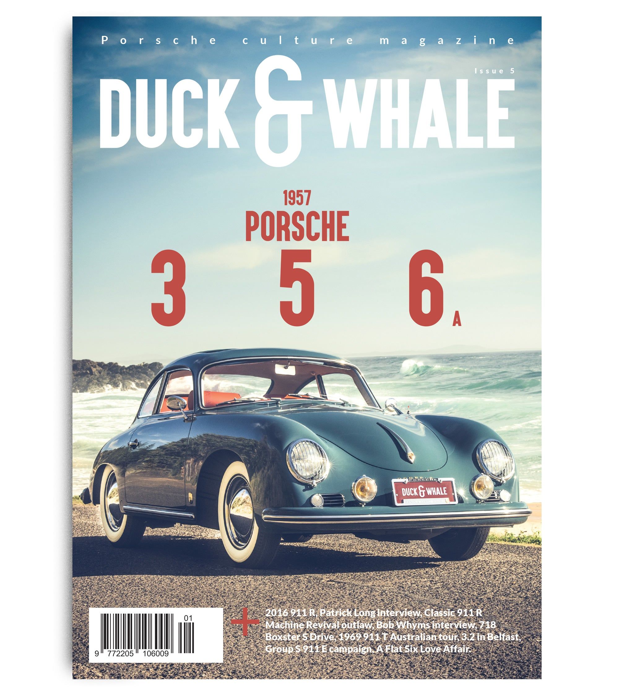 Duck & Whale Issue 5