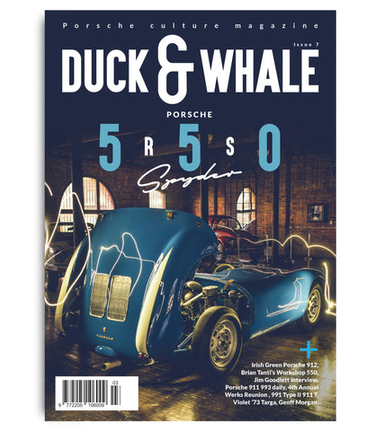 Duck & Whale Issue 7