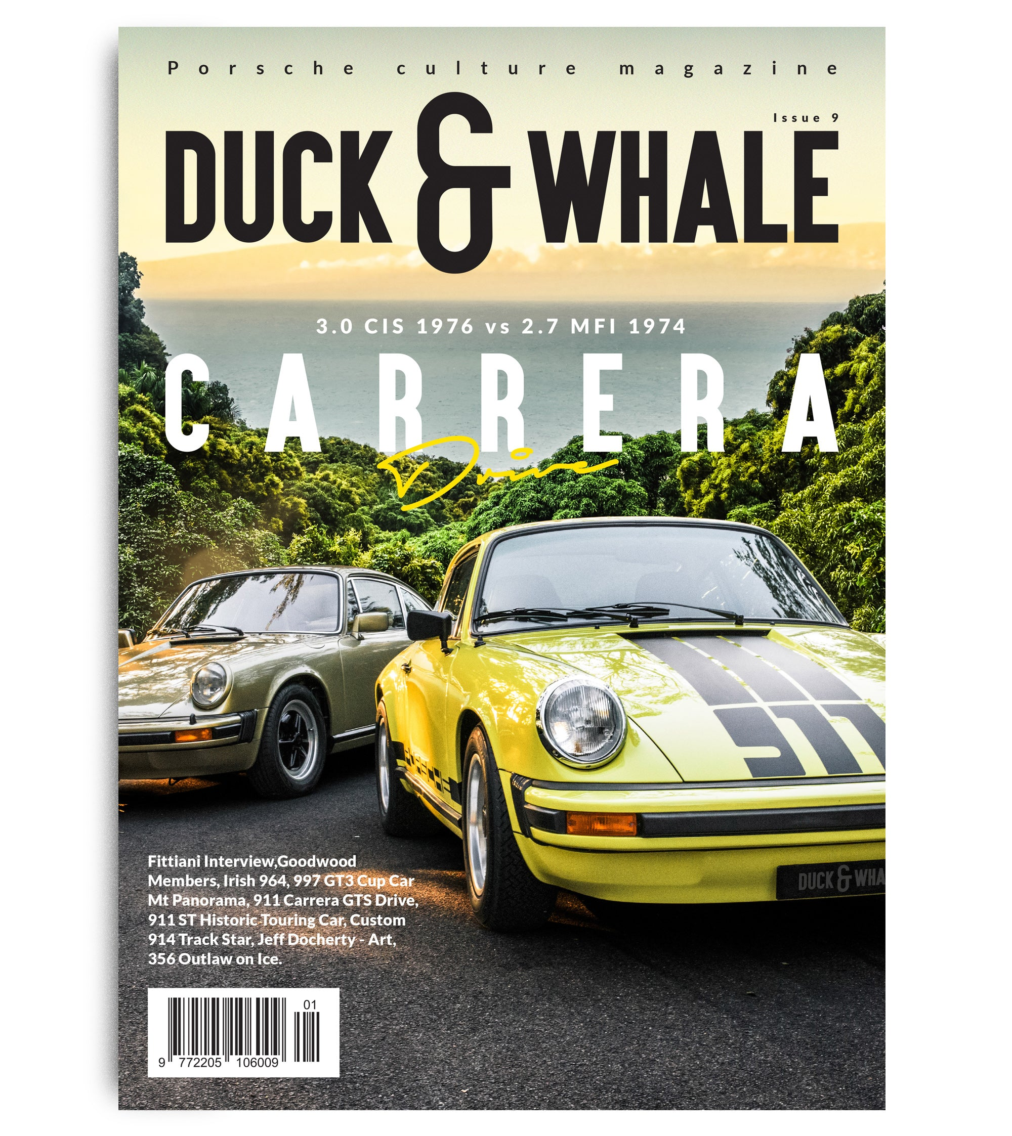 Duck & Whale Issue 9