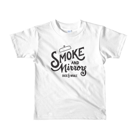 Kids Smoke & Mirrors short sleeve t-shirt