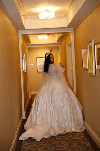 Alicia Wedding Dress