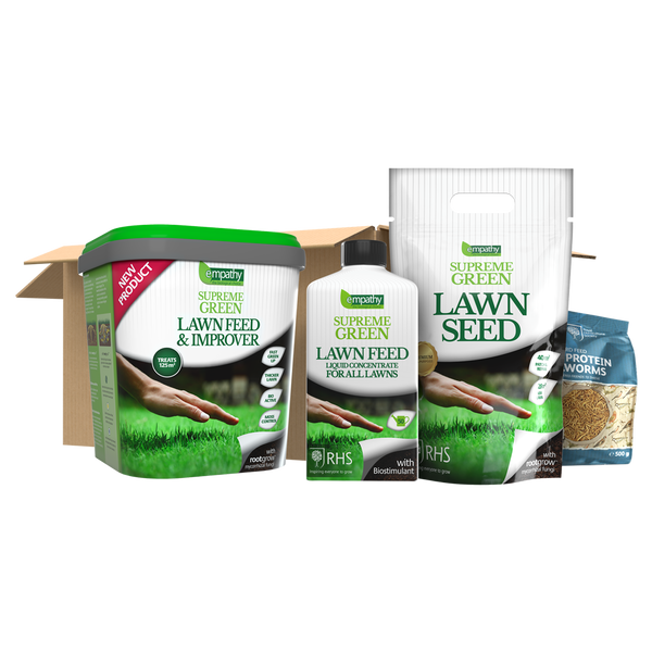 Summer Lawn Care - Free Delivery