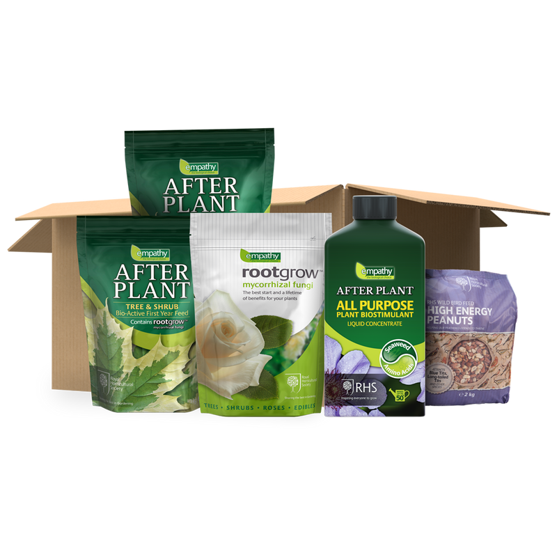 Tree and Shrub Planting Pack - Free Delivery