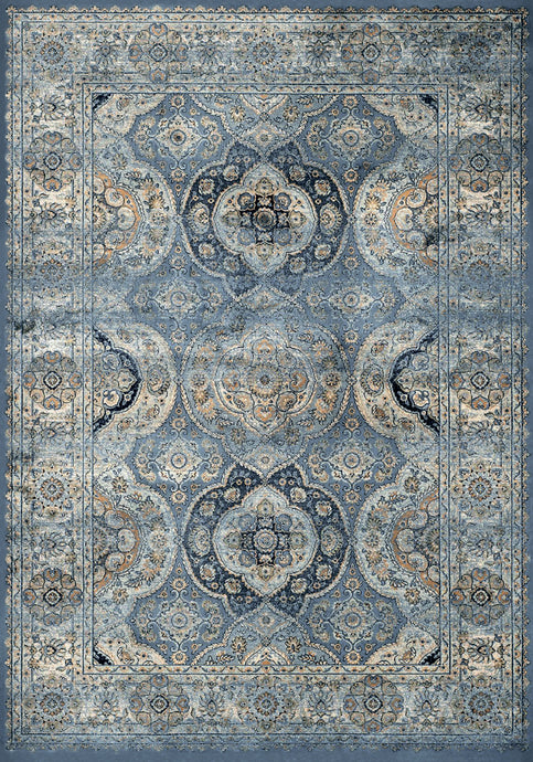 EDURA Digital Printed Luxury Rug with latex backing.