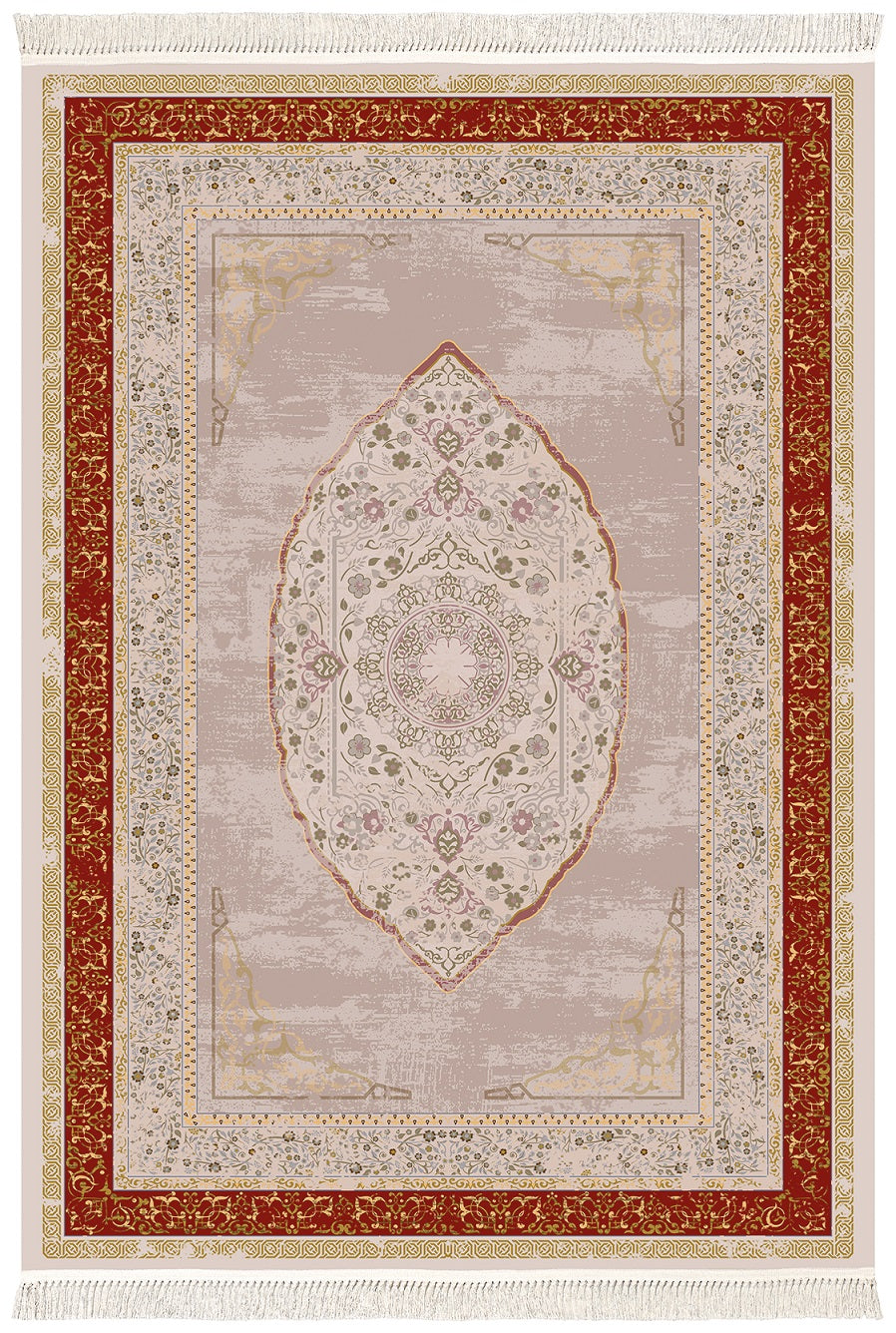 EDURA Digital Printed Luxury Rug.