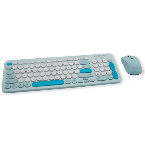Nostalgic Design Wireless Keyboard & Mouse