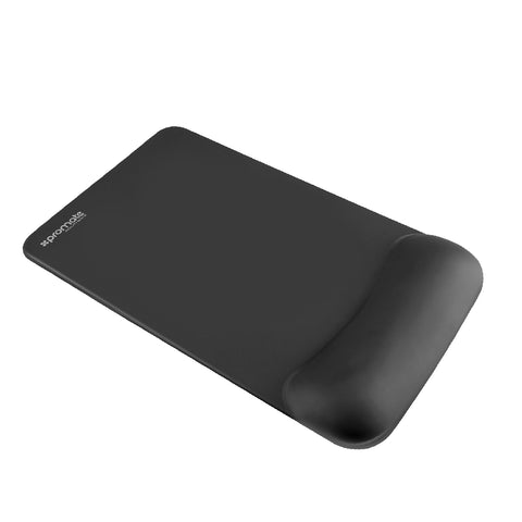 Non-Skid Mouse Pad With Memory Foam Wrist Support