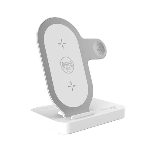 Fast Wireless Charging Stand for Apple iPhone and Apple Watch