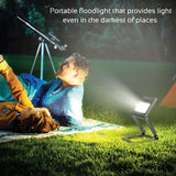 Super-Bright IP54 Certified Portable LED Flood Light