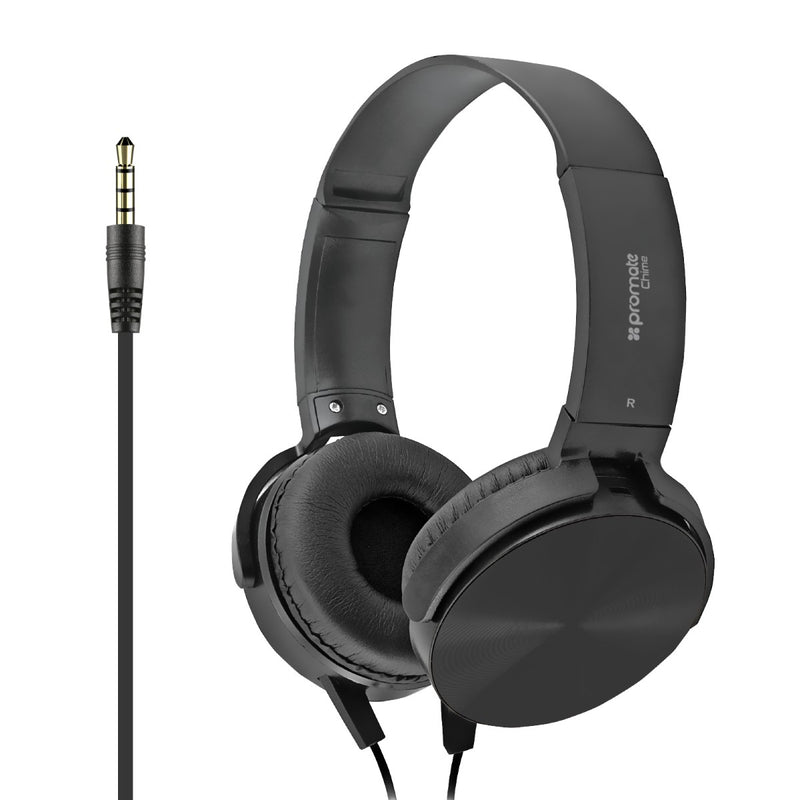 8e5e89b18d8 Rotatable Over-the-Ear Wired Stereo Headset with Built-in Mic ...