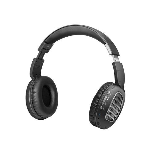 Dynamic HD Stereo Headset with Passive Noise Cancellation