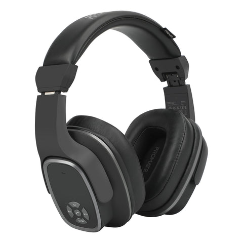 2-in-1 High Definition Wireless Headphone With Speaker
