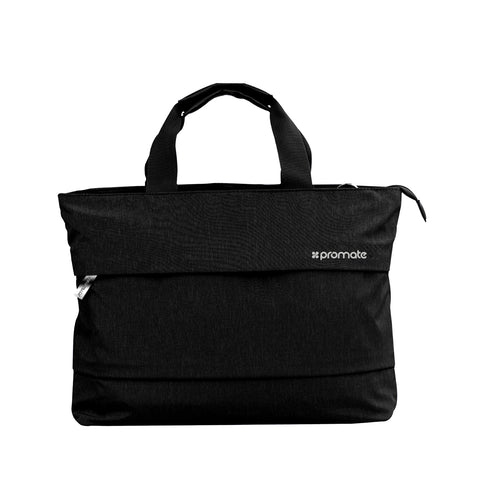 "Lightweight Ladies Hand Bag for Laptops up to 13"" with Multiple Storage Options"
