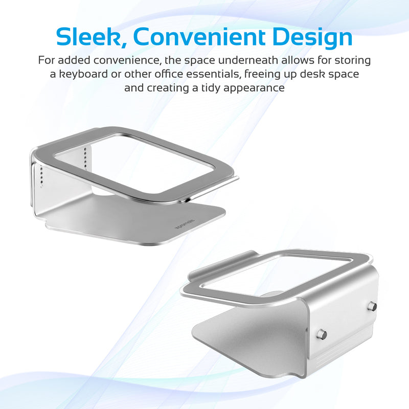 Universal 360 Degree Rotatable Aluminum Alloy Laptop Stand